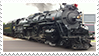 Pere Marquette 1225 Stamp by RailToonBronyfan3751