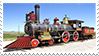 Union Pacific 119 stamp by RailToonBronyfan3751