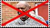 Anti Bill Cosby stamp by RailToonBronyfan3751