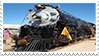 Santa Fe 2926 Stamp by RailToonBronyfan3751