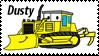 Dusty Stamp by RailToonBronyfan3751