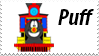 Puff Stamp by RailToonBronyfan3751