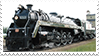 Canadian National 6060 stamp by RailToonBronyFan3751