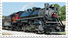 Southern 4501 Stamp by RailToonBronyFan3751