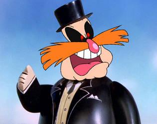 Sir PINGAS Topham Hatt by RailToonBronyFan3751