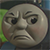 Pissed off Thomas