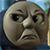 Glaring Thomas