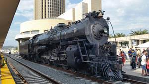 ATSF 3751 7/15/17 by RailToonBronyFan3751