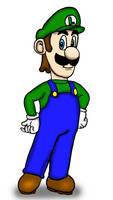 Luigi by RailToonBronyFan3751