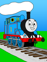 Toon Thomas by RailToonBronyFan3751