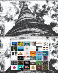 Desktop screen - feb '14