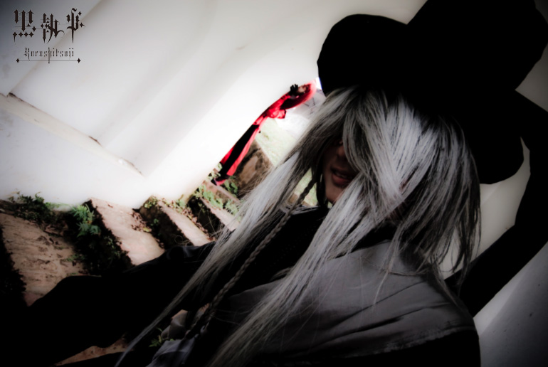 the undertaker's stalker. by liberifatalis