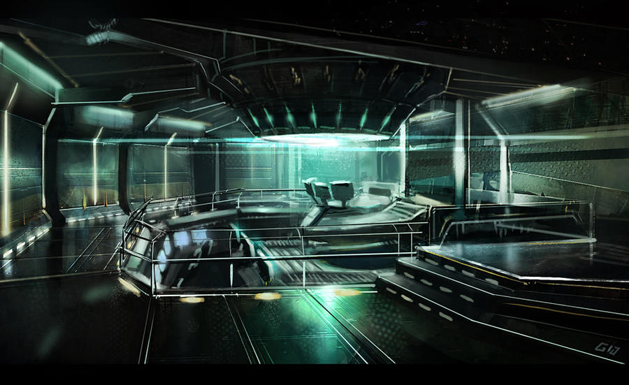 Triple création [Patty & Flash] Scifi_office_concept_by_gunsbins-d3gztss