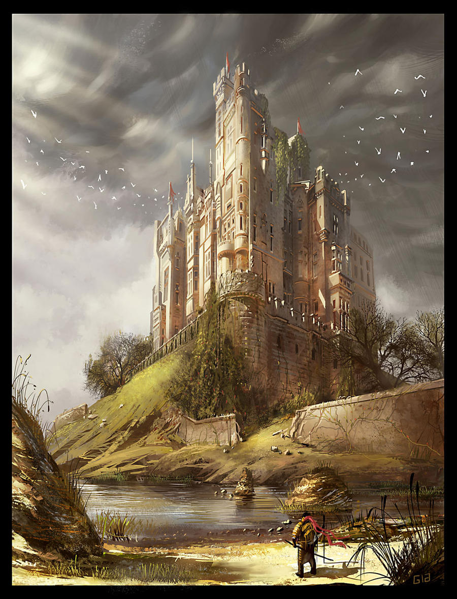 castle by gunsbins