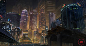 Neo Tokyo by gunsbins