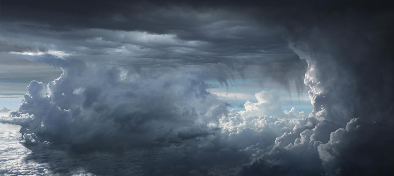Cloudscape by gunsbins