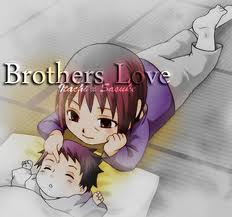 Brothers Love by Uchihalovers196