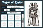 Iris Trainer ID