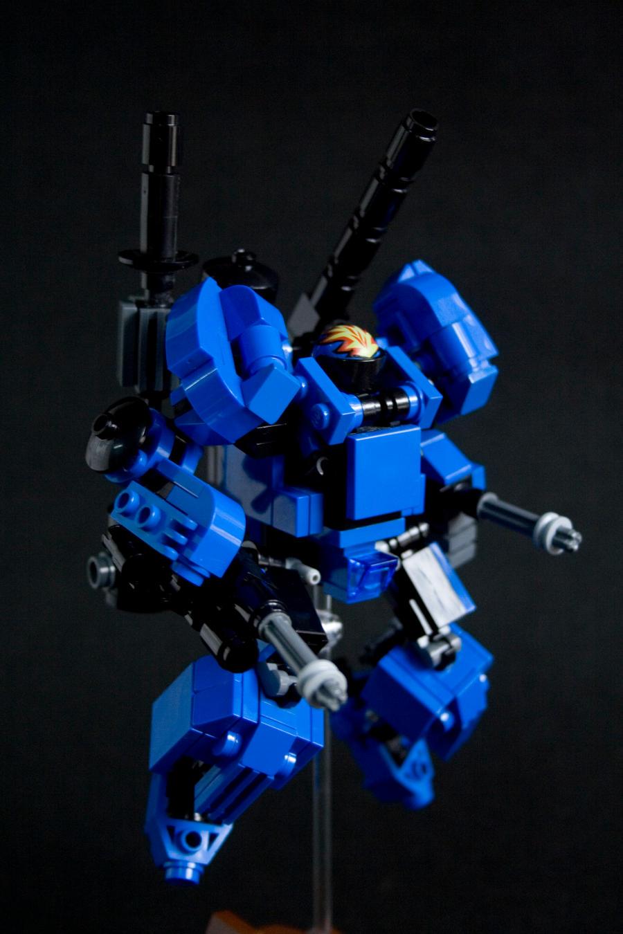 SSA-NF-01 by JohnHo-TheLegoArt