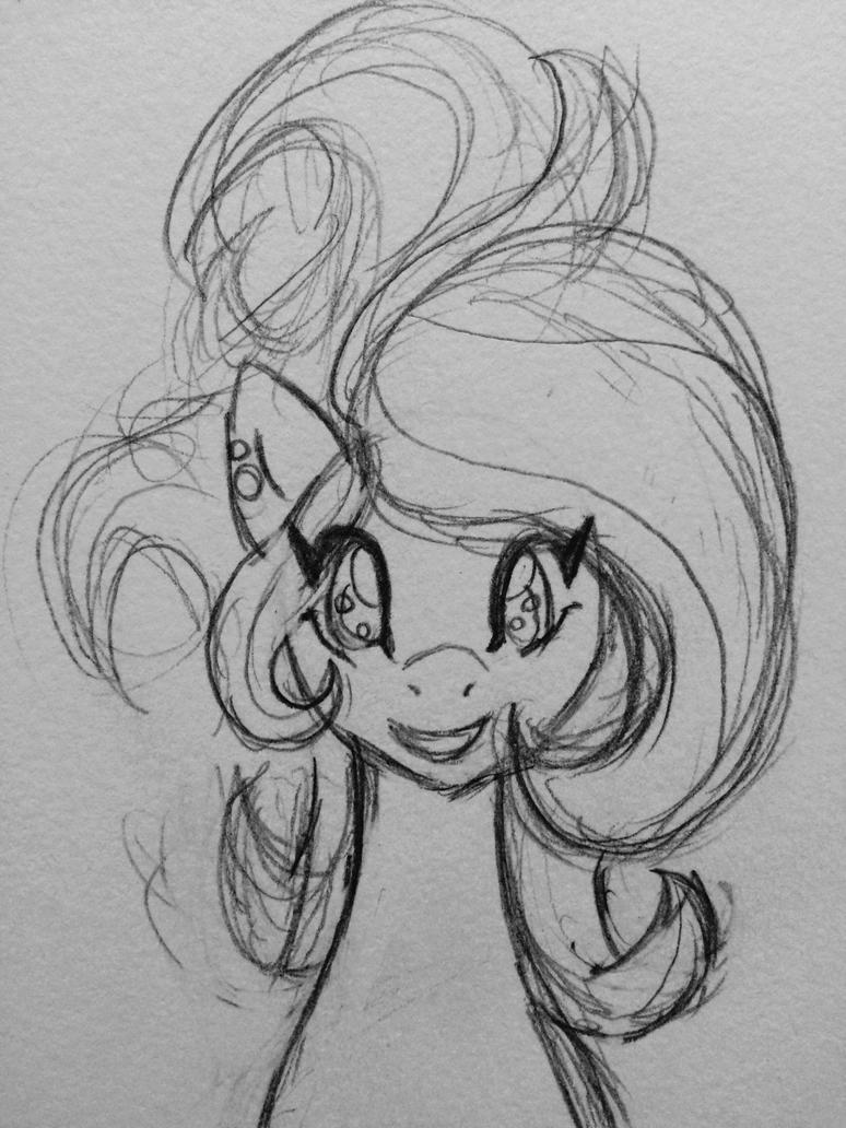 That Mane Tho- by WhirlyPopPony