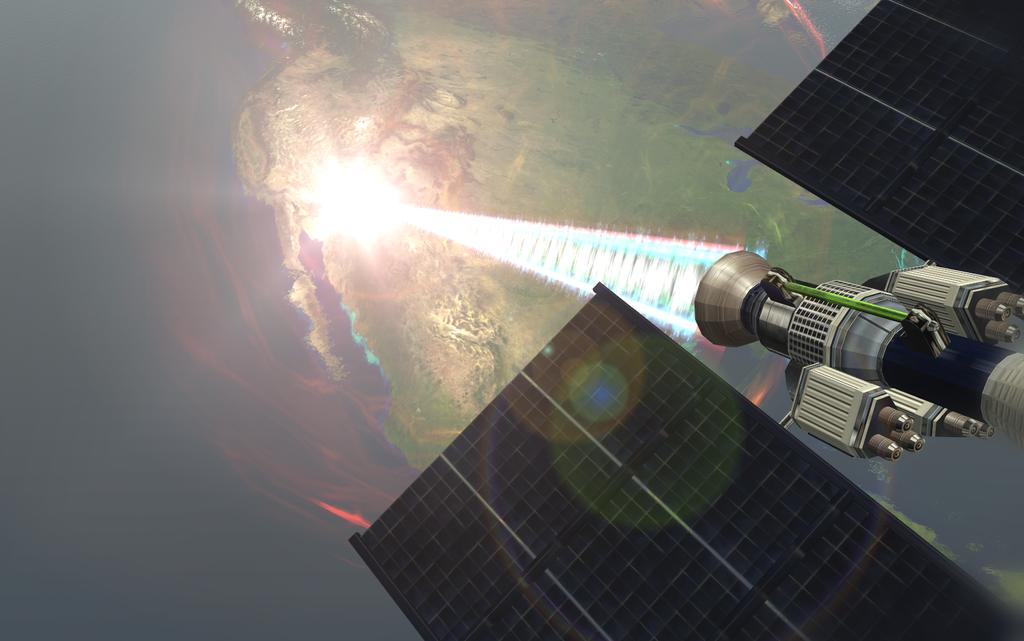 Rússia irá lançar sistema de laser mais potente do mundo