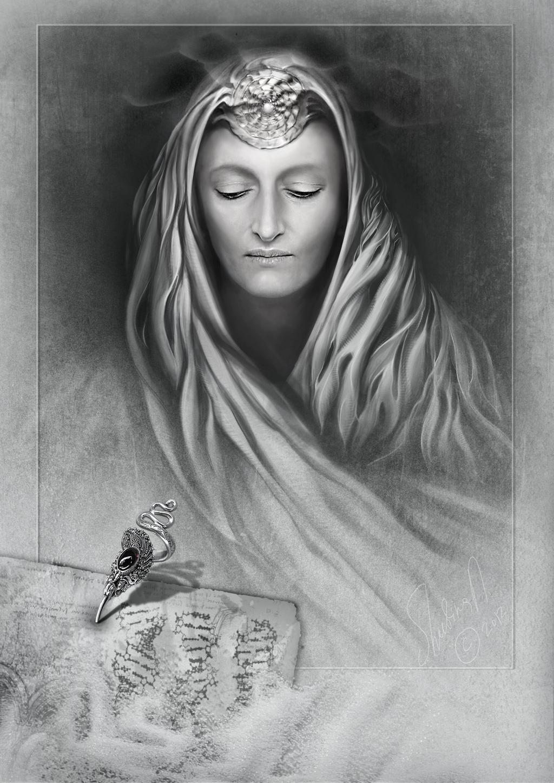 Bene Gesserit by NadyaS