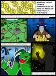 Comic Magic Money Monster pagina 1 by Ferozyraptor