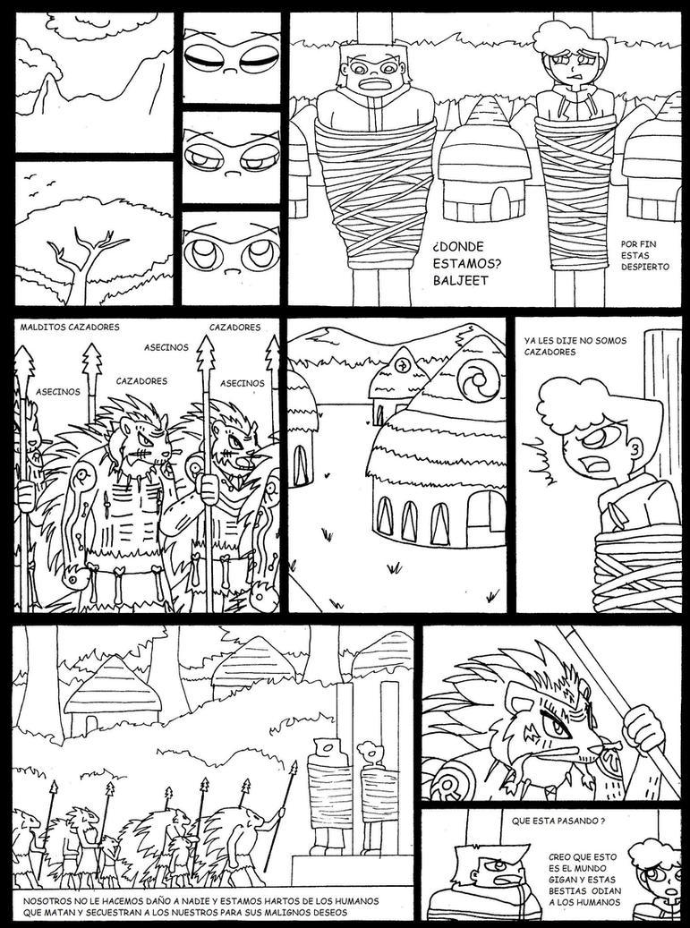 Phineas Ferb y la Ultima CZD comic pag 31 by Ferozyraptor
