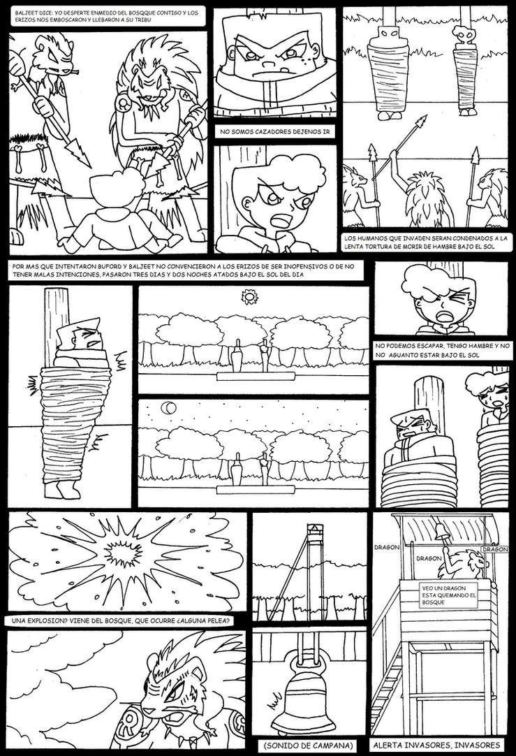 Phineas Ferb y la Ultima CZD comic pag 32 by Ferozyraptor
