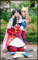 Luvia and Rin another one