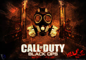 Call of Duty Black Ops by IceScrib