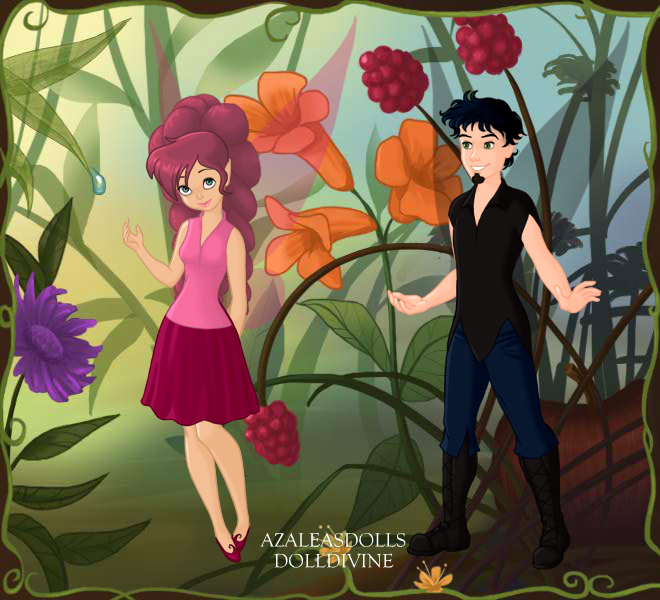 DanPie: Fairies by Toongirl18