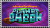Planet Sheen stamp by Toongirl18