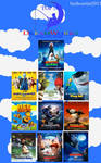 My Top 10 Favorite DreamWorks Animated Films