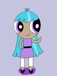 Bliss the 4th Powerpuff Girl by Toongirl18