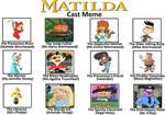 My Recast Version Of Matilda