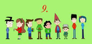12 Days of Christmas: Mystery Kids