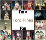 I'm a Ford Pines Fan