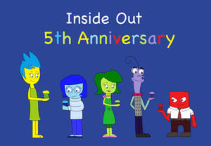 Inside Out 5th Anniversary