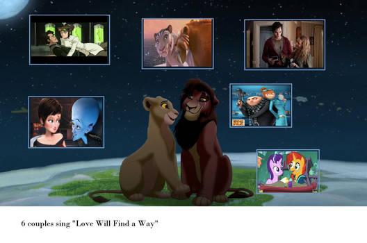 6 OTPs Sing Love Will Find a Way