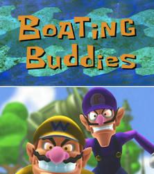 Wario and Waluigi hates Boating Buddies