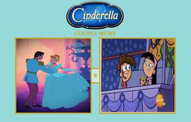Cinderella Couple- Timmy x Trixie