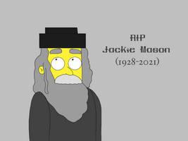 Farewell, Jackie Mason!