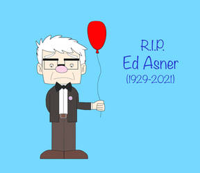 R.I.P. Ed Asner...