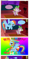Rarity's old shame