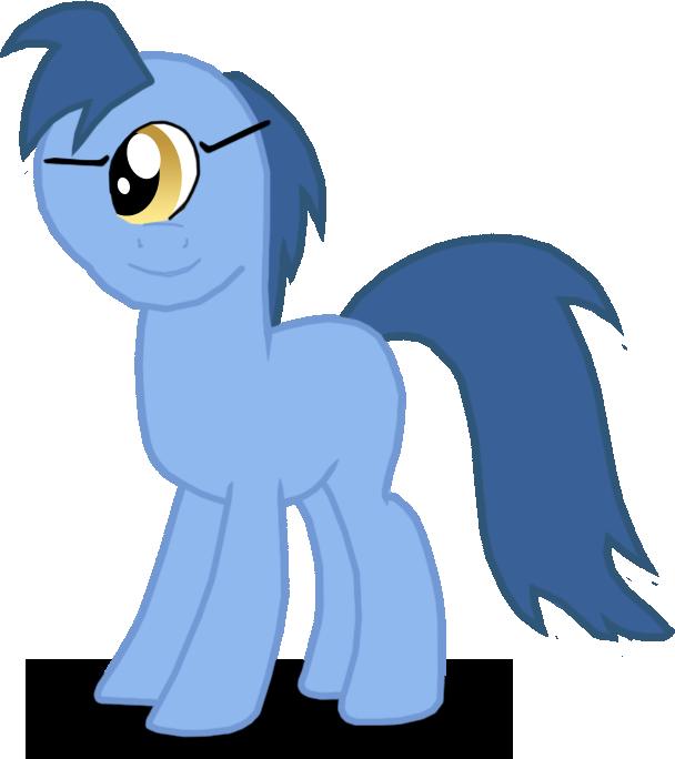My Favourite Background Pony By Thelastgherkin On Deviantart
