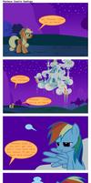 Rainbow Dash's feelings