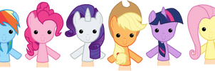 The Pony Puppet Pals