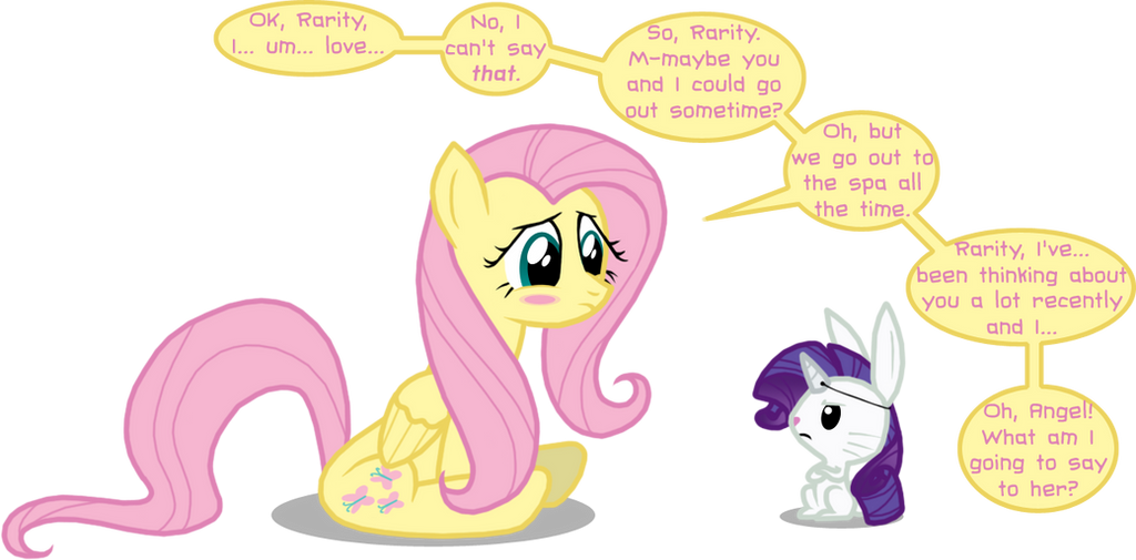 My Little Pony Fim Community Ot We Will Love And Tolerate The Shit