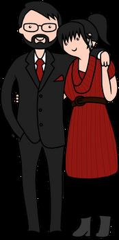 Wedding Adventure by TheLastGherkin